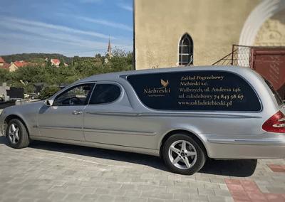 Organizacja pogrzebu Wałbrzych