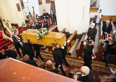 Organizacja pogrzebu Wałbrzych Niebieski