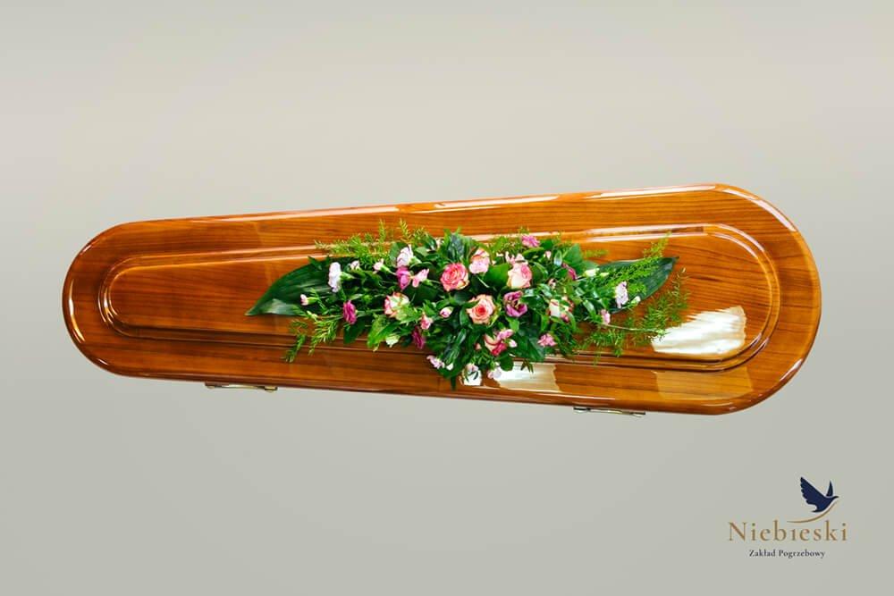 Florystyka Zakład Pogrzebowy Niebieski