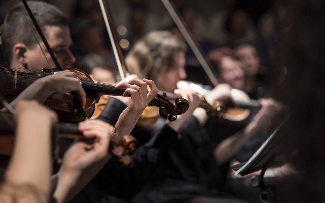 Oprawa muzyczna ceremonii pogrzebowej